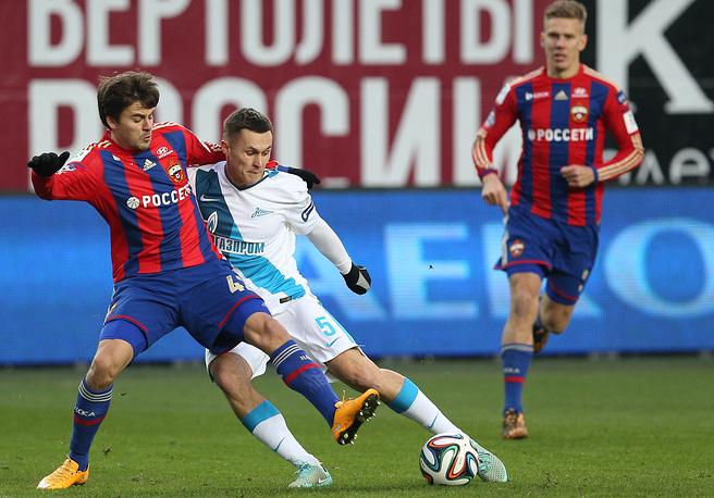 Георгий Щенников (слева) против Александра Рязанцева