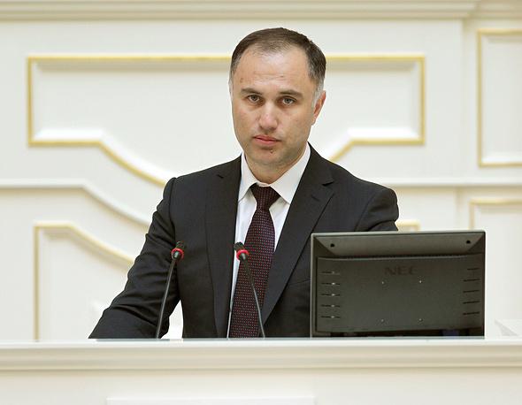 Вице-губернатор (куратор строительного блока) Марат Оганесян