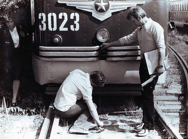 По состоянию на 1975 год в Новосибирске длина трамвайного пути (в однопутном исчислении) составляла 189 км