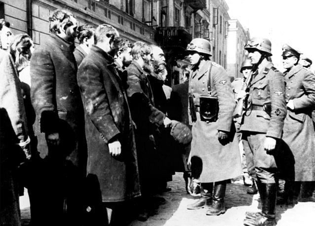 Варшавское гетто, 1942 год