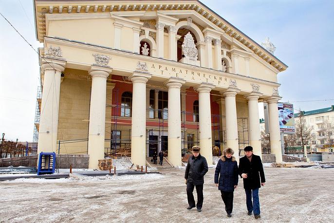Нижнетагильский театр драмы имени Д.Н. Мамина-Сибиряка