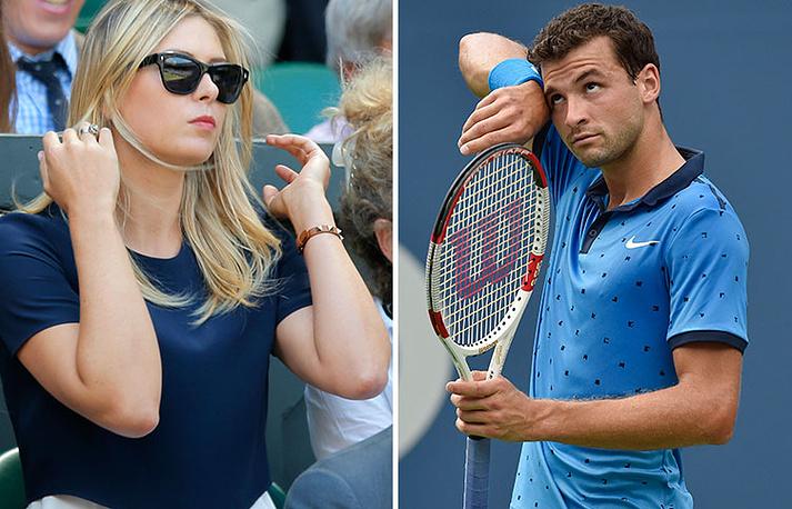 13 февраля австралийский журнал Tennis сообщил о помолвке теннисистов Марии Шараповой и Григора Димитрова
