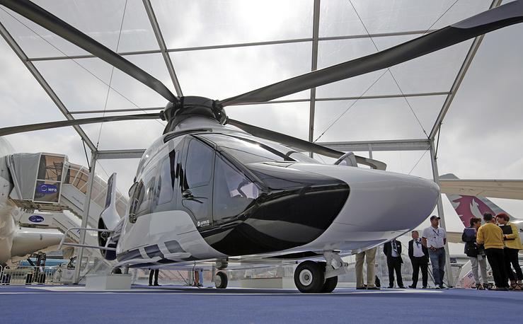 Вертолет H160 от Airbus