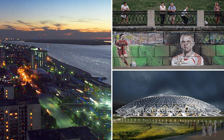 Строительство стадиона в Самаре началось в 2014 году, сроки завершения проекта - 2017 год