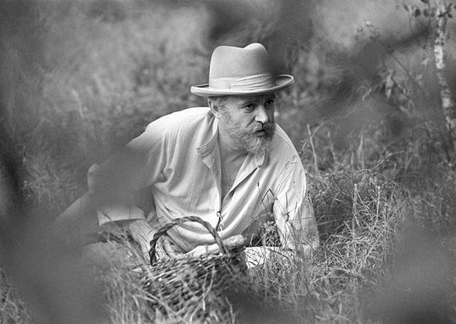 """Актер Иннокентий Смоктуновский в роли Чайковского в кадре из одноименного фильма. Картина была номинирована на """"Оскар"""" в 1969 году"""