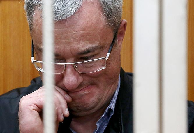 Глава Республики Коми Вячеслав Гайзер