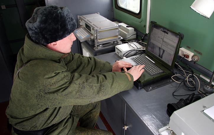 Расчетно-аналитическая станция РАСТ-3К для автоматизированного сбора, обработки, накопления и хранения данных наземной и воздушной РХБ-разведки