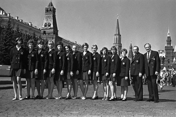 Олимпийские игры-1972. В Мюнхене сборная СССР вернула себе первое место по общему числу медалей - 99 (50,27, 22)