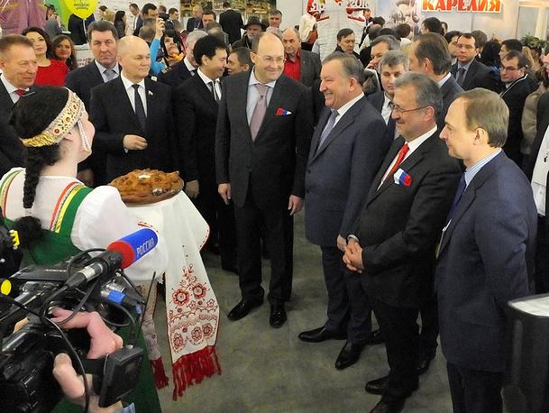 День Алтайского края на международной туристической выставке Интурмаркет 2016