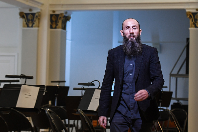 Художественный руководитель Новосибирского театра оперы и балета Владимир Кехман