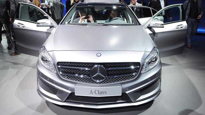 Mercedes-Benz-A-class