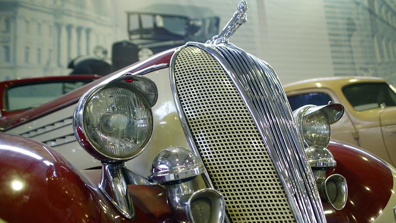 Hudson Eight, 1936