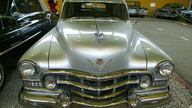 Cadillac Fleetwood 75, годы выпуска 1951-1953