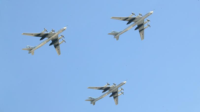 Ту-95МС, турбовинтовой стратегический бомбардировщик-ракетоносец