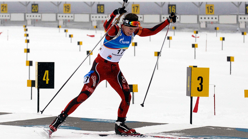 Норвежская спортсменка Синнове Солемдал