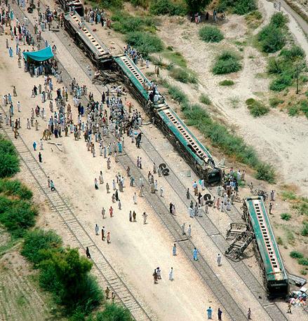 13 июля 2005 года. Провинция Синд /Пакистан/