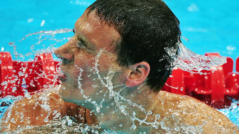 Американец Райан Лохти - чемпион по плаванию