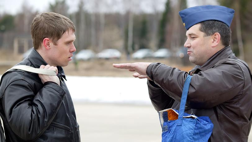 Разбор полётов экипажей Ми-8 ВВС России к Параду Победы 9 мая