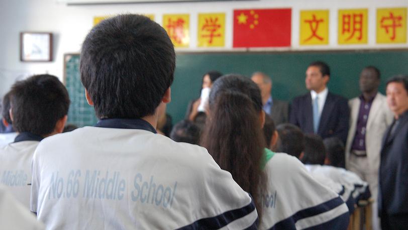 Уйгурская школа