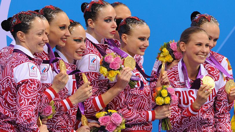 Россиянки - чемпионки
