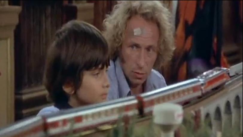 """""""Игрушка"""". Режиссер Франсис Вебер 1976 г."""