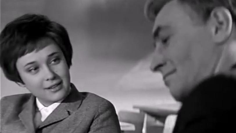 """""""Счастье - это когда тебя понимают"""".  """"Доживем до понедельника"""" 1968 г."""