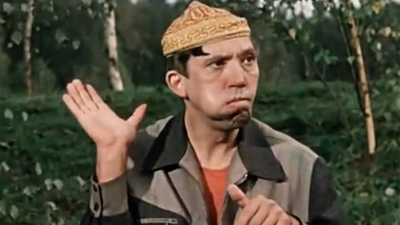 """""""Пёс Барбос и необычный кросс"""". Режиссер Л. Гайдай. 1961"""