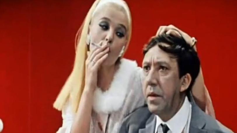 """""""Бриллиантовая рука"""". Режиссер Л. Гайдай. 1968"""