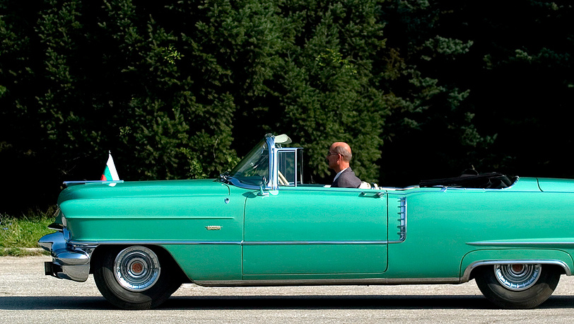 Cadillac Eldorado 1956
