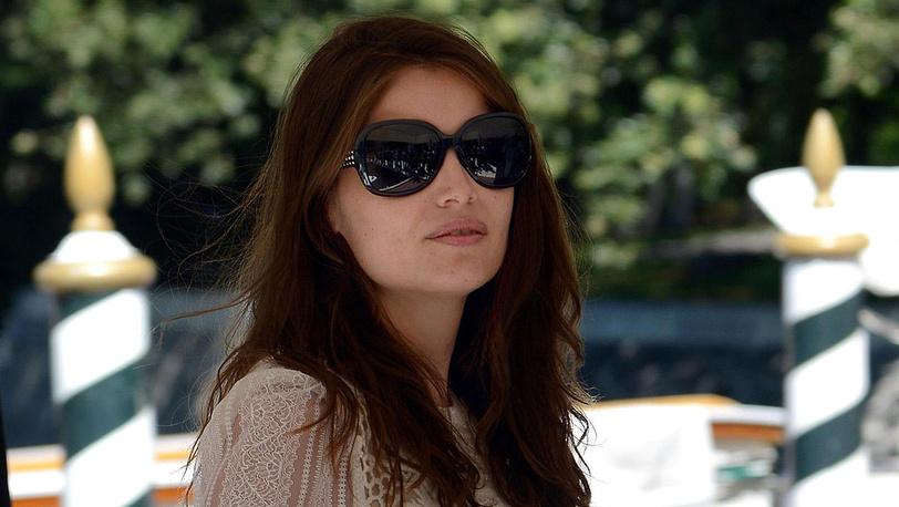 Актриса Летиция Каста, член жюри