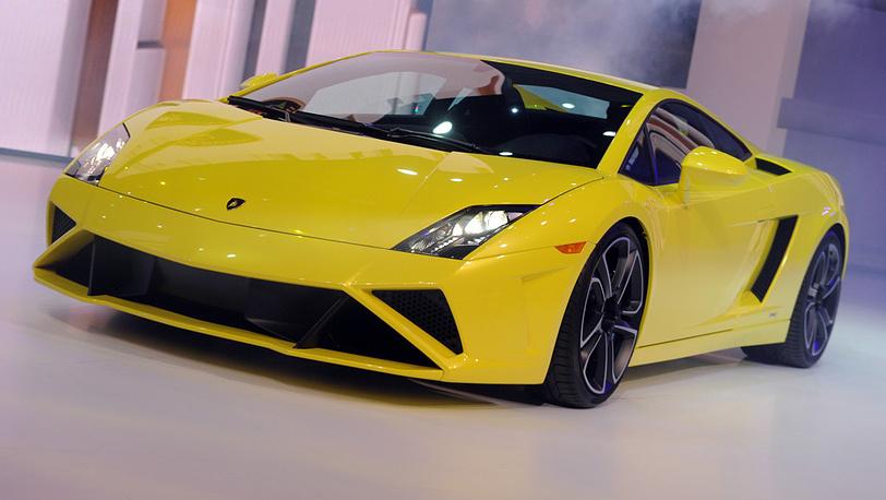 Lamborghini LP 560-4 Galardo