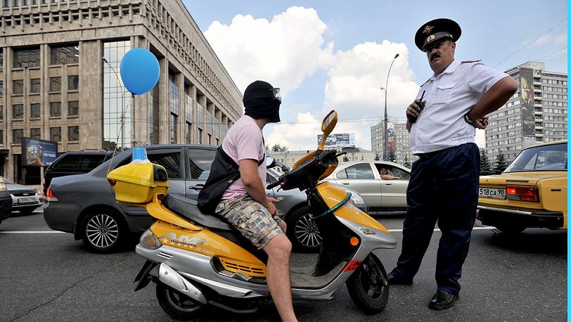 2011 год, Москва