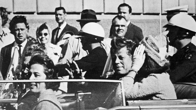 22 ноября 1963 года. Город Даллас (штат Техас). За несколько минут до убийства