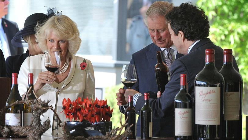 Дегустация вина в винодельне Питера Гаго в Аделаиде