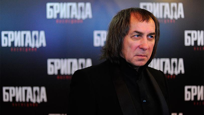 Продюсер Александр Иншаков