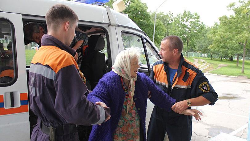 Наводнение в Хабаровском крае. Фото: EPA/ИТАР-ТАСС