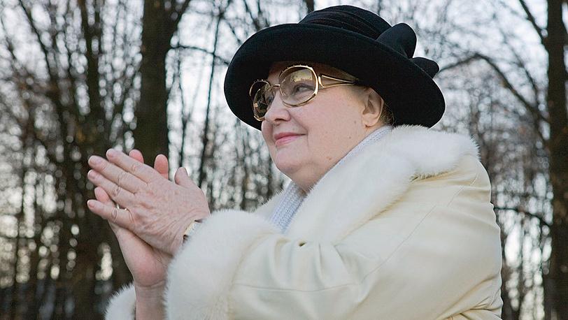 Татьяна Доронина, 2005 г. Фото ИТАР-ТАСС/ Сергей Метелица