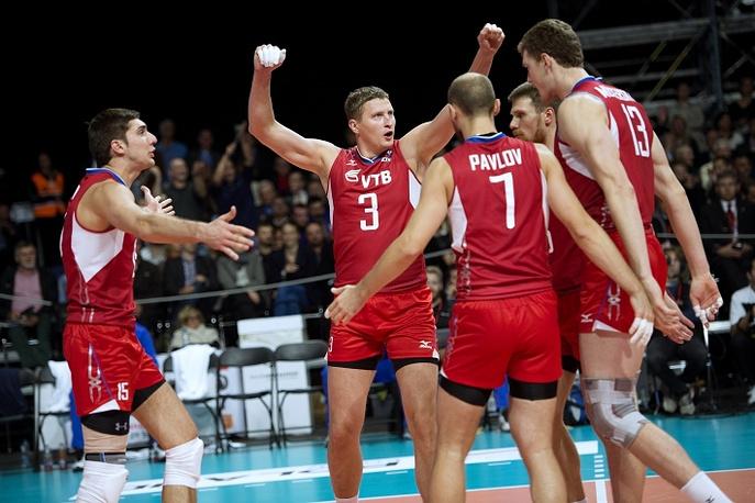 Два первых сета финала остались за россиянами