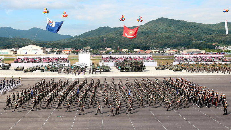 Фото EPA/JEON HEON-KYUN