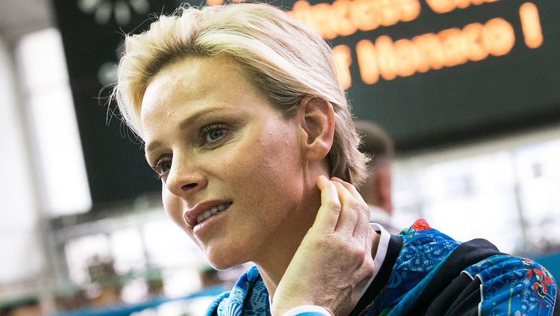 Принцесса Шарлен Линетт Уиттсток. Фото ТАРАНТАС/ Михаил Почуев