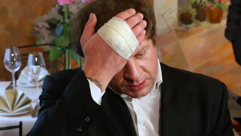 Александр Емельяненко. Фото ИТАР-ТАСС/ Валерий Шарифулин