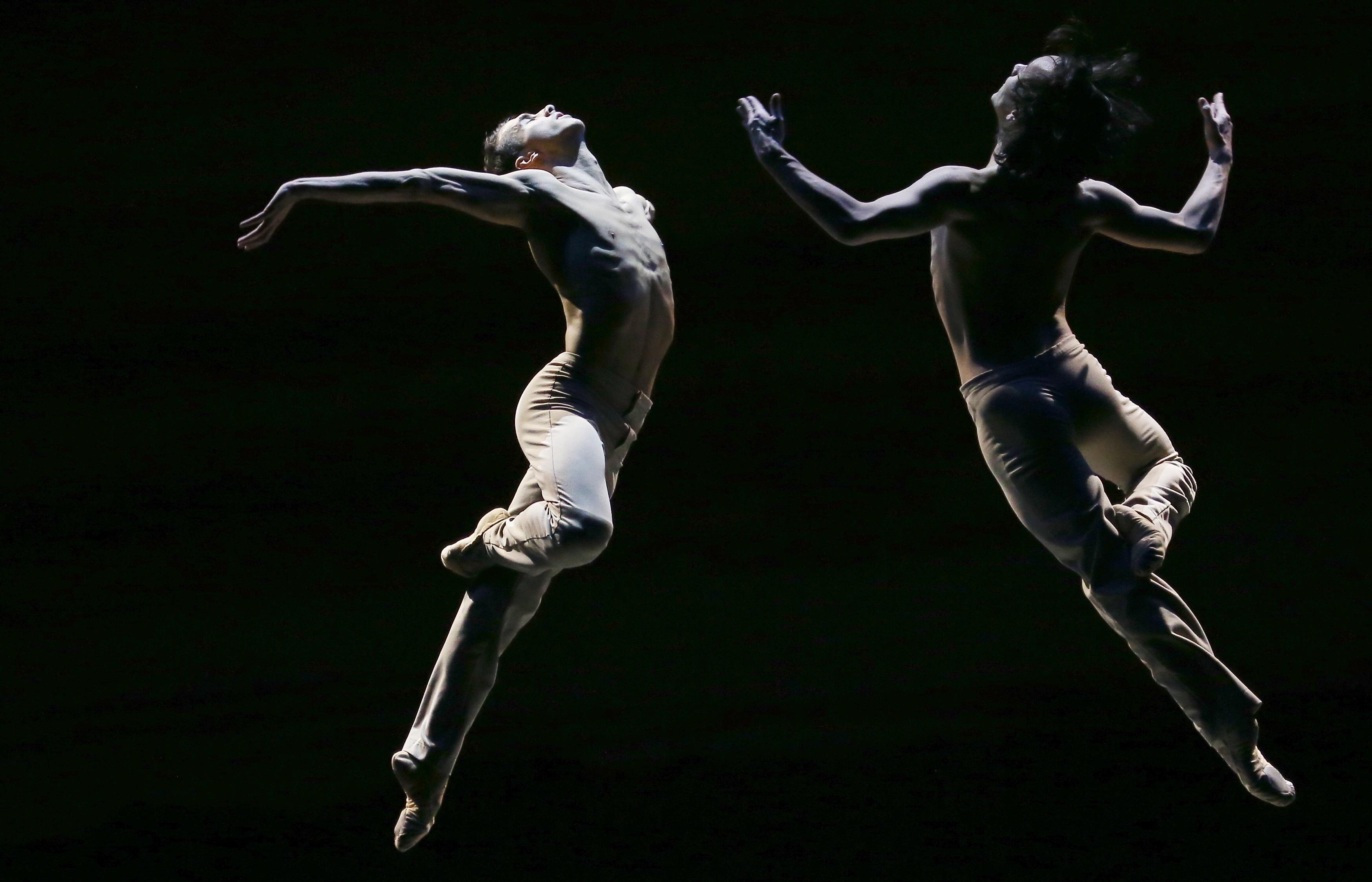 Насколько хорошо вы знаете современную хореографию?