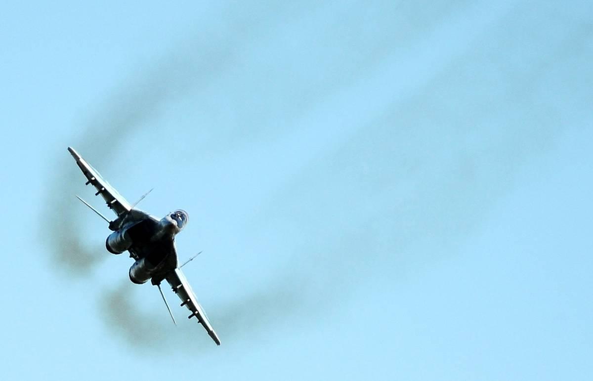 Генштаб Турции: неустановленный МИГ-29 преследовал два турецких F-16 у границы с Сирией
