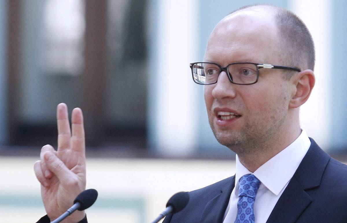 Яценюк: Украина до конца недели запретит закупки нефти в РФ
