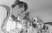 Урок химии. СССР