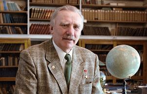 Академик АН СССР Трешников А.Ф., 1984 год