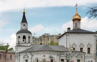Сретенский монастырь