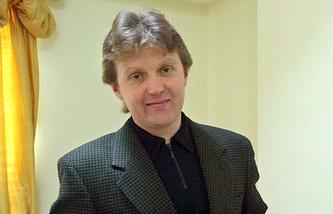 Александр Литвиненко. Май 2002 года