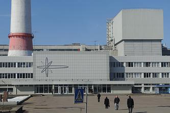 ЛАЭС. 2012 г