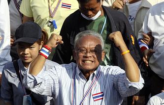 Лидер таиландской оппозиции Сутеп Таугсубан